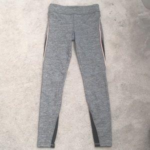 Grey Forever21 Workout Leggings